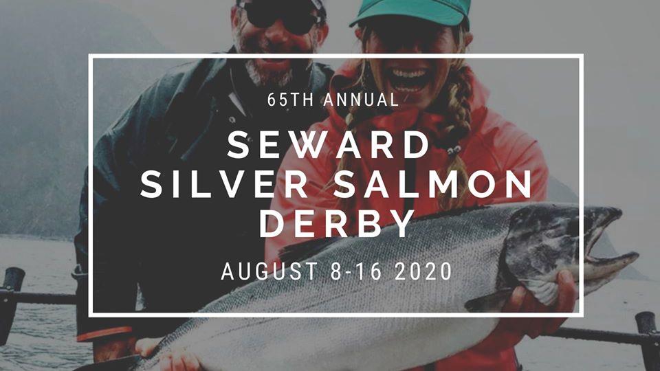 Let the 65th annual Seward Silver Salmon Derby begin!